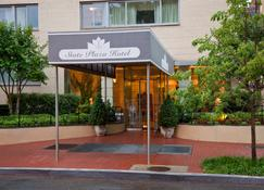 State Plaza Hotel - Washington D. C. - Edificio