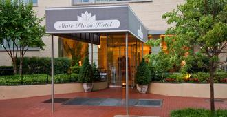 State Plaza Hotel - Washington - Rakennus