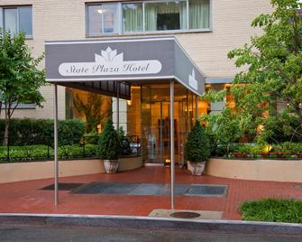 State Plaza Hotel - Washington - Building