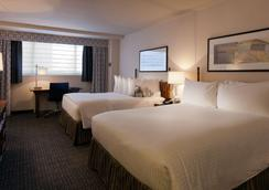 State Plaza Hotel - Washington - Camera da letto