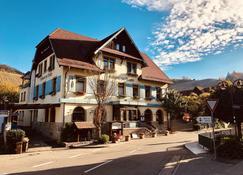 Hotel Traube - Baden-Baden - Toà nhà