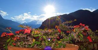 Hostal Andean Moon - Ollantaytambo - Outdoor view