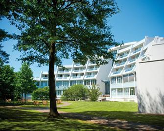 Sanadome Hotel & Spa Nijmegen - Nimwegen - Gebäude