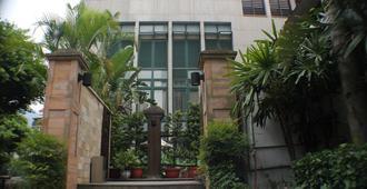 Shan-yue Hotspring Hotel - טאיפיי - כניסה למלון