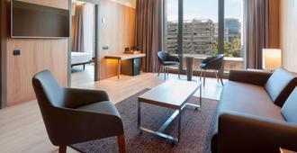 Ac Hotel Diagonal L'illa - Barcelona - Wohnzimmer