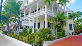 La Pensione Inn B&B - Key West - Κτίριο
