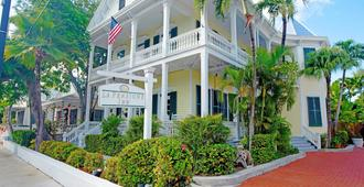 La Pensione Inn B&B - Key West - Building