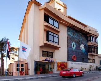 San Giovanni Stanly Hotel & Restaurant - Alexandria - Building
