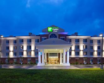 Holiday Inn Express & Suites Dayton South Franklin - Franklin - Gebäude