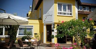 Hotel Römerhof - Stuttgart - Bina