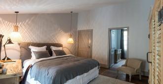 Logis de la Cadène - Saint-Émilion - Camera da letto
