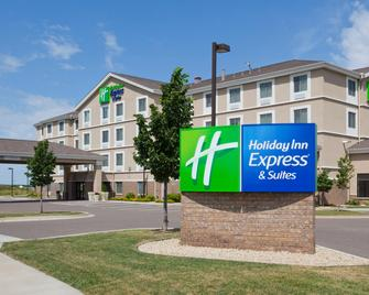 Holiday Inn Express & Suites Rogers - Rogers - Gebouw