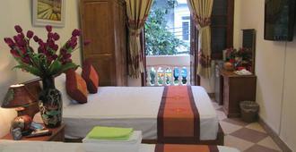 Hanoi Evergreen Hotel - Hanoi - Camera da letto