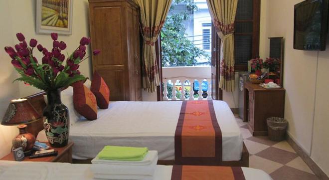 Hanoi Evergreen Hotel - Hanoi - Habitación