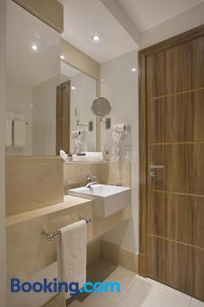 Hotel Atlantico Praia - Rio de Janeiro - Phòng tắm
