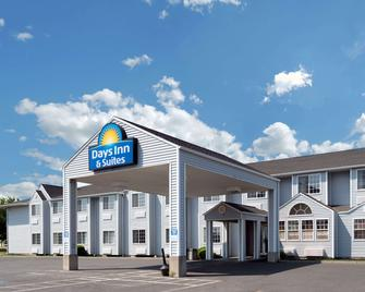 Days Inn & Suites by Wyndham Spokane Airport Airway Heights - Airway Heights - Gebäude