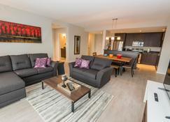 Nova Suites Inc - Halifax - Living room