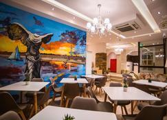 Lighthouse Hotel - Александрополіс - Restaurant