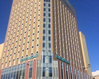Route-Inn Grand Asahikawa Ekimae - Asahikawa - Gebouw