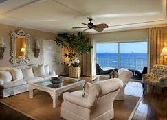 The Kahala Hotel & Resort - Honolulu - Sala de estar