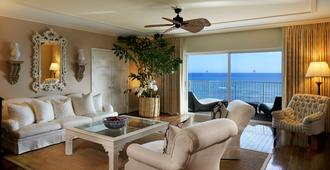 The Kahala Hotel & Resort - Honolulu - Wohnzimmer