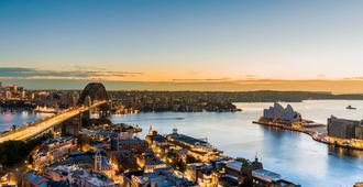 The Sebel Quay West Suites Sydney - Sydney - Outdoor view