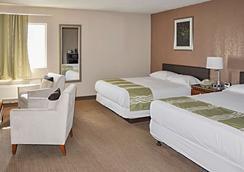 法戈羅德威酒店 - 法哥 - 法戈 - 臥室