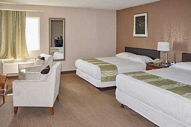 Rodeway Inn - Fargo - Schlafzimmer