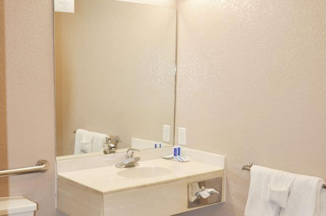法戈羅德威酒店 - 法哥 - 法戈 - 浴室