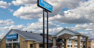 Rodeway Inn Fargo - Fargo - Gebäude