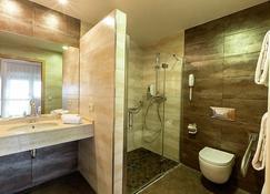 Hotel Santamaria - Tudela - Banheiro