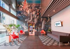 布雷迪飯店 - 墨爾本 - 大廳
