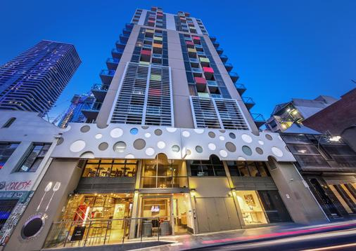 Brady Hotel Central Melbourne - Melbourne'dan - Bina