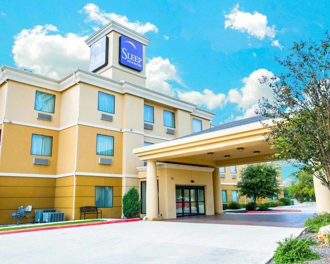 Sleep Inn & Suites - New Braunfels - Edificio