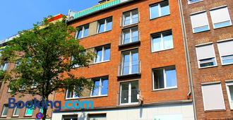 Backpackers Düsseldorf - Düsseldorf - Edificio