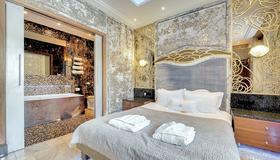 Mala Anglia Deluxe Rooms & Spa - Sopot - Bedroom