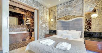 Mala Anglia Deluxe Rooms & Spa - סופוט - חדר שינה