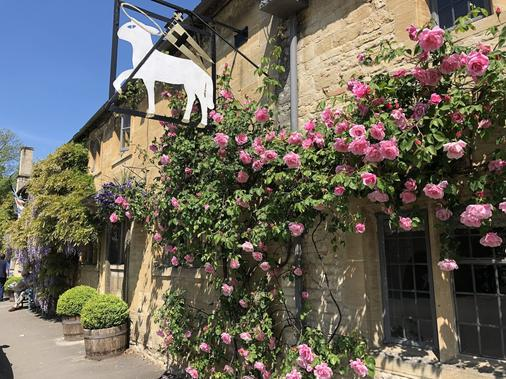 The Lamb Inn - Burford - Outdoor view