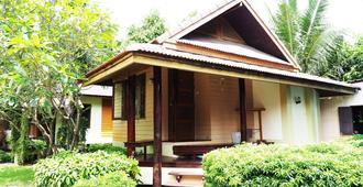 Baan Pun Sook Resort - Chanthaburi - Building