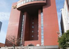 Yamagata Nanokamachi Washington Hotel - Yamagata - Gebäude