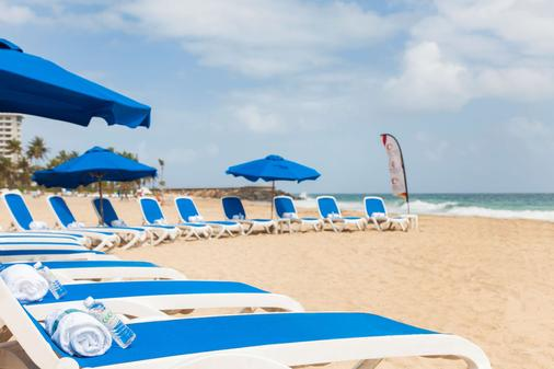 Best Western Plus Condado Palm Inn & Suites - San Juan - Beach