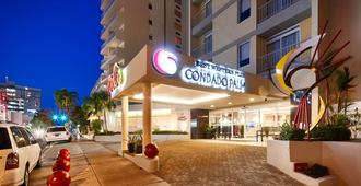 Best Western Plus Condado Palm Inn & Suites - Σαν Χουάν - Κτίριο