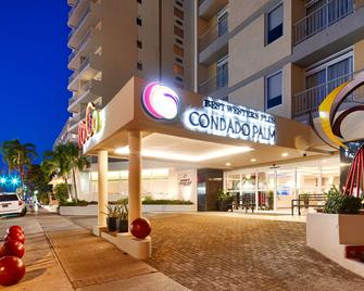 Best Western Plus Condado Palm Inn & Suites - Сан-Хуан - Building