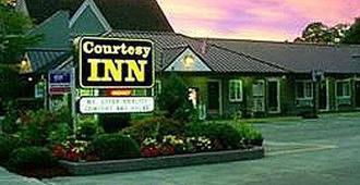 Courtesy Inn Eugene Downtown - יוג'ין