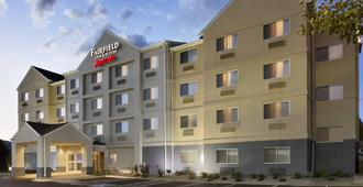 Fairfield Inn & Suites Colorado Springs Air Force Academy - Colorado Springs - Building