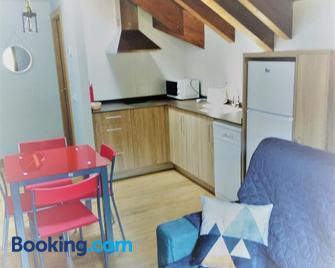 Apartamentos Maladeta - Benasque - Living room
