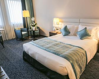 Le Royal Hotels & Resorts - Luxembourg - Luxemburgo - Habitación