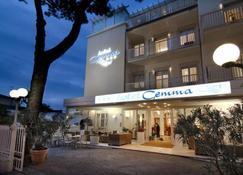 Hotel Gemma - Riccione - Edificio