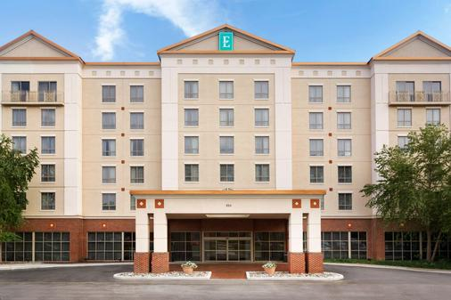 Embassy Suites by Hilton Newark Wilmington South - Newark - Building