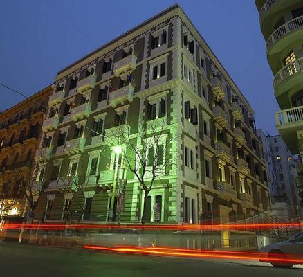 Hotel Garibaldi - Palermo - Rakennus